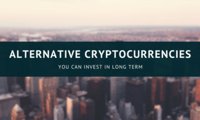 alternative cyrtocurrencies